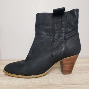 Tony Bianco Virginia Ankle Boots size 10